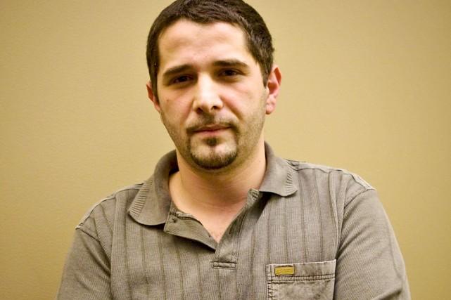 Yannick Campagna, qui vit à Montréal depuis 2001,... (Photo: André Pichette, La Presse)
