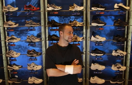 Du côté des magasins comparables, le recul des... (Photo: Ivanoh Demers, La Presse)