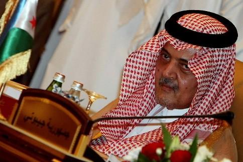 Le ministre saoudien des Affaires étrangères, Saoud al-Fayçal.... (Photo: AFP)