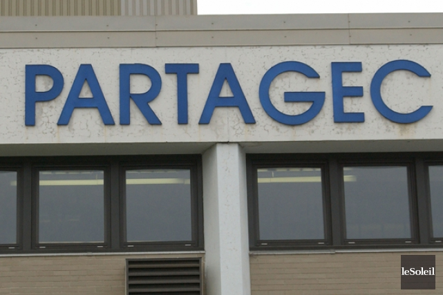 Étant donné que Partagec traite 7,2millions de kilos... (Photothèque Le Soleil)