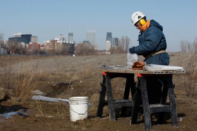 Le mode de construction en partenariat public-privé (PPP) coûte cher au Centre... (Photo: Martin Chamberland, La Presse)