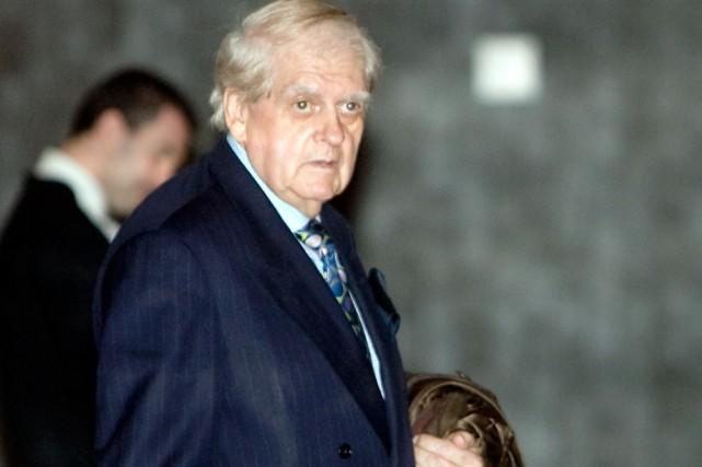 Le galeriste Bernard Desroches a avoué avoir bolé... (Photo: André Tremblay, La Presse)