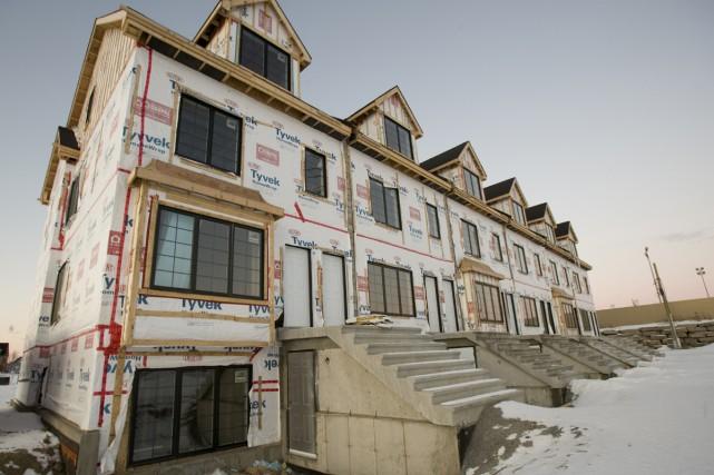 Les urbanistes de la Ville de Laval ont présentement sept gros chantiers de... (Photo La Presse)