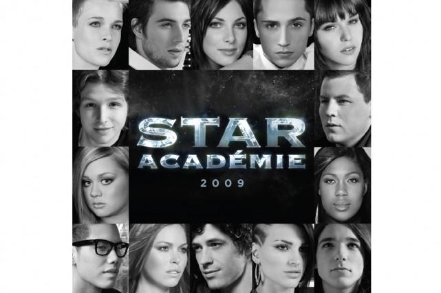 Star Académie 2009 occupe la première place du...