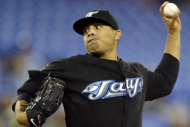 Ricky Romero... (Photo: Reuters)