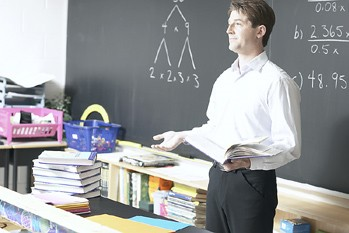 Le manque d'enseignants masculins dans les écoles du Québec ne sera pas réglé à... (Photo: La Presse)