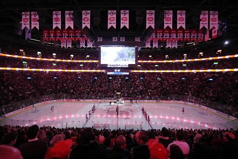 Les billets pour les trois premiers matchs à domicile du Canadien de Montréal,... (Photo: Bernard Brault, La Presse)