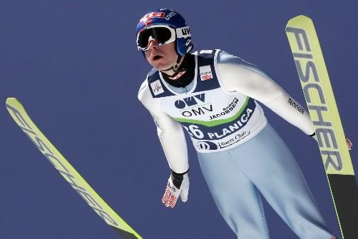 La Fédération internationale de ski (FIS) veut mettre en place un nouveau... (Photo: AFP)
