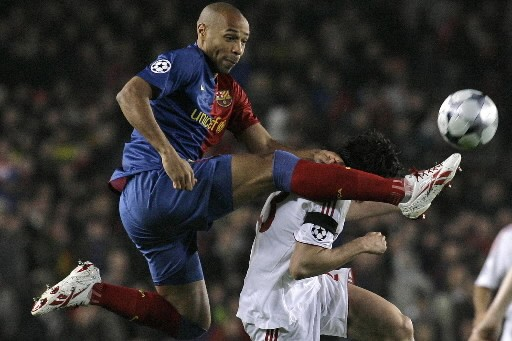 Le FC Barcelone a vaincu le Bayern 4... (Photo: AP)