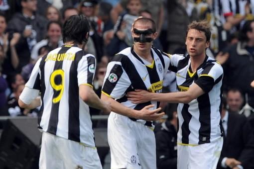 La Juventus Turin, qui compte neuf points de retard sur l'Inter avant la 31e... (Photo: AFP)