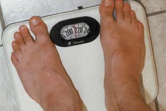 La prise de poids est un critère qui pourrait améliorer le suivi de patients... (Photo: La Presse)