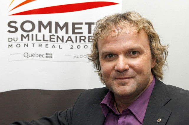 Daniel Germain... (Photo: Robert Mailloux, La Presse)