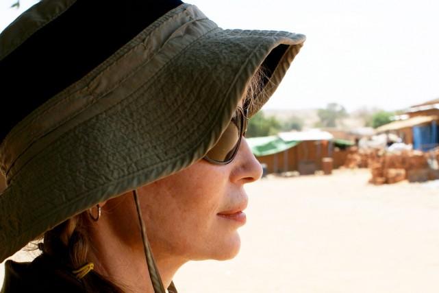 Mia Farrow... (Photo: Archives PC)
