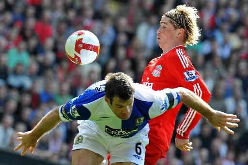 Fernando Torres a donné un but exceptionnel au... (Photo: AFP)