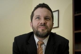 Nicolas Chevrier, psychologue du travail.... (Photo: André Pichette, La Presse)