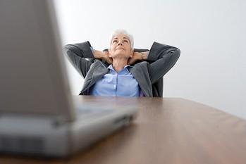 Bien des gens ont peur du changement radical qu'entraîne la retraite. En fait,... (Photo: La Presse)