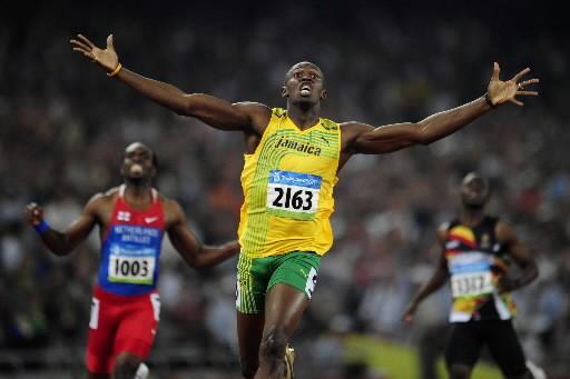 Usain Bolt... (Photo: Reuters)