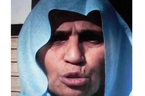 Sitara Achakzai... (Photo: AFP)