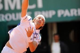 Juan  Carlos  Ferrero... (Photo: AFP)