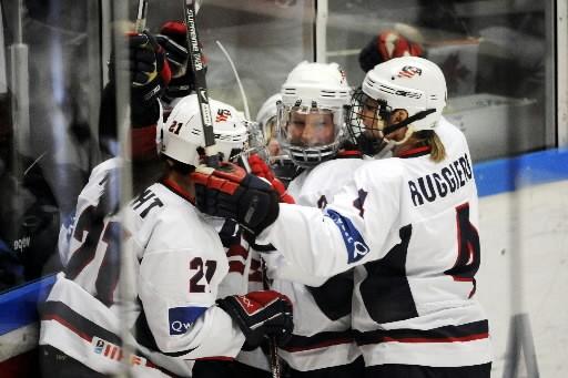 Les États-Unis ont remporté un deuxième titre d'affilée au Championnat du monde... (Photo: Reuters)