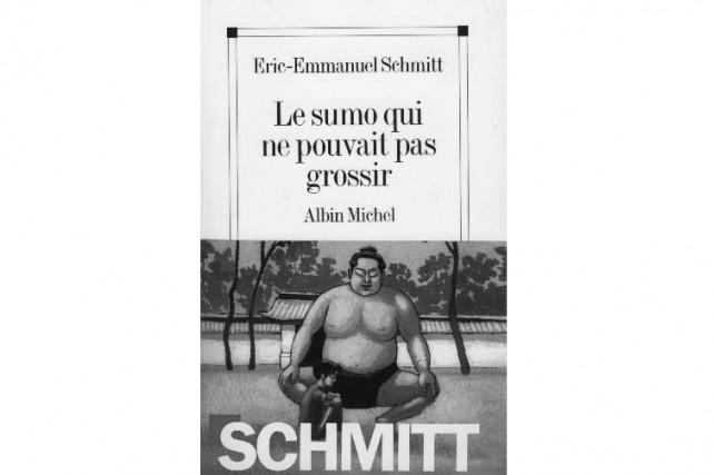 Avec Le sumo qui ne pouvait pas grossir, le prolifique (c'est un euphémisme)... (La Presse)