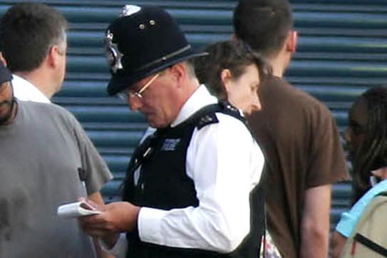 La police anglaise doit résoudre ce casse-tête macabre.... (Photo: AP)