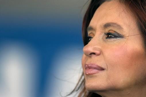 C'est le mari de la présidente Cristina Kirchner,... (Photo: AFP)