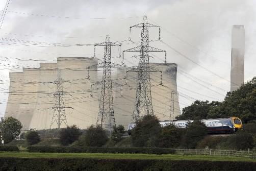 La centrale électrique de Ratcliffe-on-Soar... (Photo: Reuters)