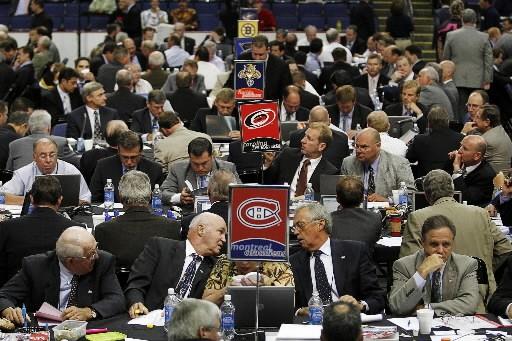 John Tavares saura bientôt ce que l'avenir lui réserve. Ou, du moins, il en... (Photo: PC)