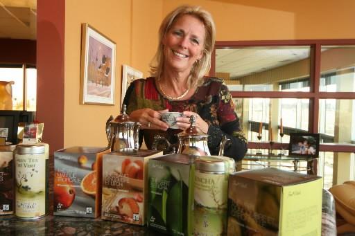 Johanne Dion, présidente de Trans Herbe, se permet... (Photo archives La Presse)