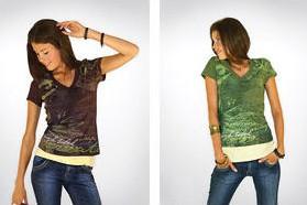 Deux modèles créés par W2 pour le Cirque... (Photo: www.wdeux.com)
