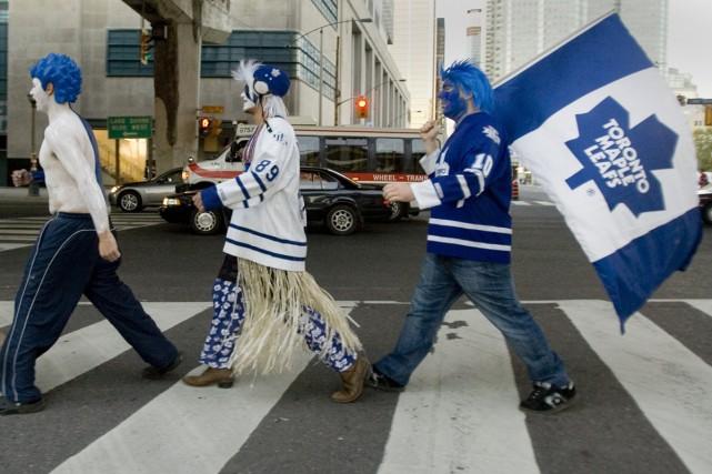 Selon le journal The Globe and Mail, un haut dirigeant de la Ligue... (Photo: Reuters)