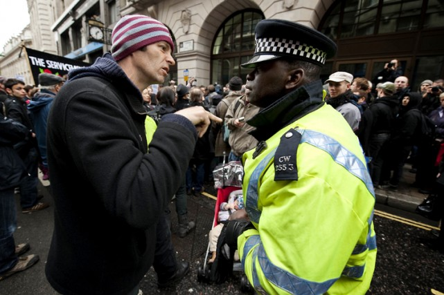 Scotland Yard est sur la sellette depuis la... (Photo: AFP)
