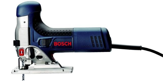 Scie sauteuse Bosch à vitesse variable. Modèle 1591evsk.... (Photo fournie par Bosch)
