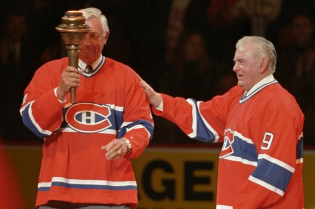 La «glorieuse» histoire du Canadien - à quand le glorieux présent? - s'articule... (Photo: Archives La Presse)