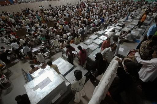 L'Inde se prépare pour les élections.... (Photo: Reuters)