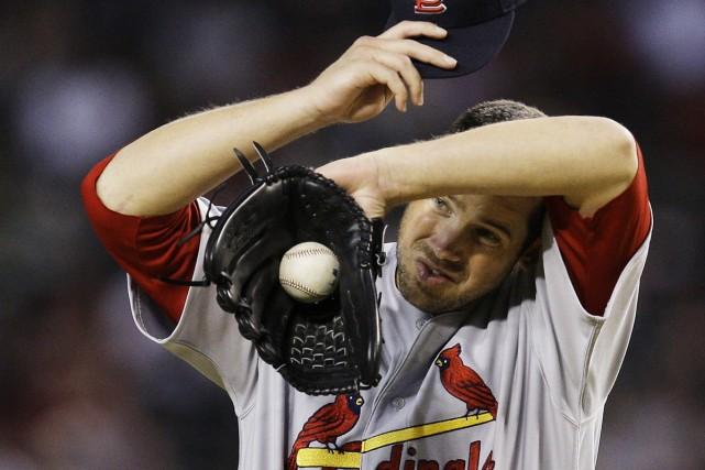 Chris Carpenter... (Photo:  AP)