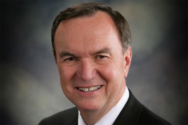 Mike Duke, PDG de Wal-Mart... (AFP)