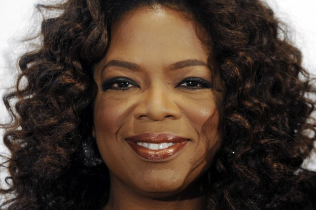 Oprah Winfrey... (Photo: AP)