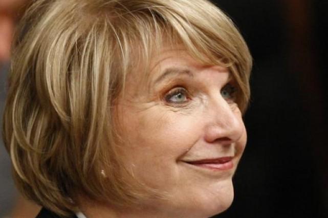 Monique Jérôme-Forget, ex-ministre des Finances du Québec... (Photothèque Le Soleil)