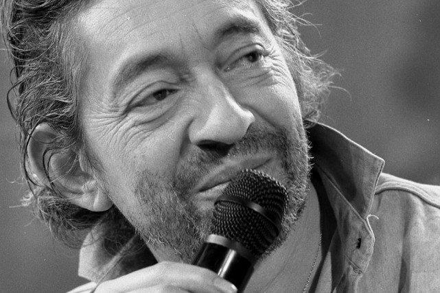 Serge Gainsbourg... (Photo: archives La Presse)