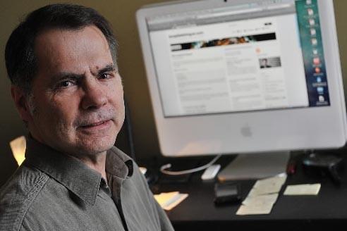 Michel Monette, créateur du site lacapitaleblogue.com... (Photo: Patrice Laroche, Le Soleil)