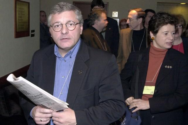 L'ancien directeur général du PQ Raymond Bréard s'est... (Archives La Presse)