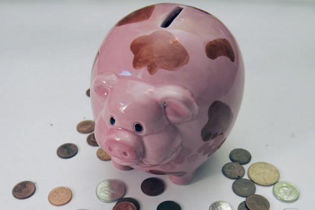 Avec la crise économique, les Canadiens se sentent un peu plus fourmis que... (Photo: Archives La Presse)