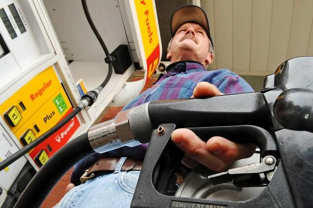 La baisse de l'indice des prix à la... (Photo: Associated Press)