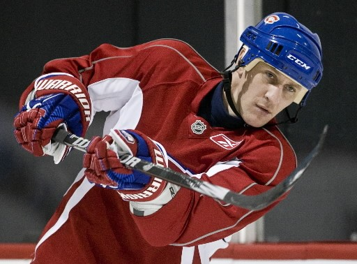 Alexei Kovalev, un des principaux actifs du Canadien... (Photo: La Presse Canadienne)