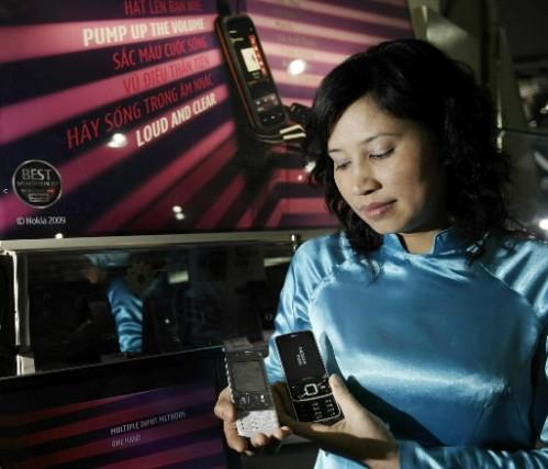 Nokia offre bien des «téléphones intelligents» comme on... (Photo: Associated Press)