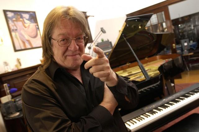 Le 9 mai, le pianiste François Cousineau donnera... (Photo: Alain Roberge, archives La Presse)