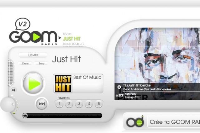 Devant l'engouement croissant pour des sites de musique sur le web comme...