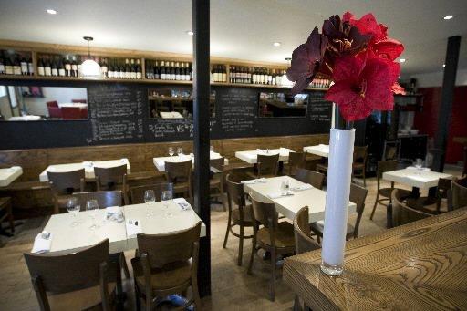 L'idée est bonne. En fait, le Vino, ce resto-bar un peu bistro de quartier, un... (Photo: André Pichette, La Presse)